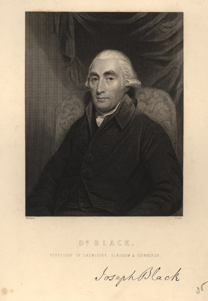 Portrait of Joseph Black,  Image number:SIL14-B4-07a