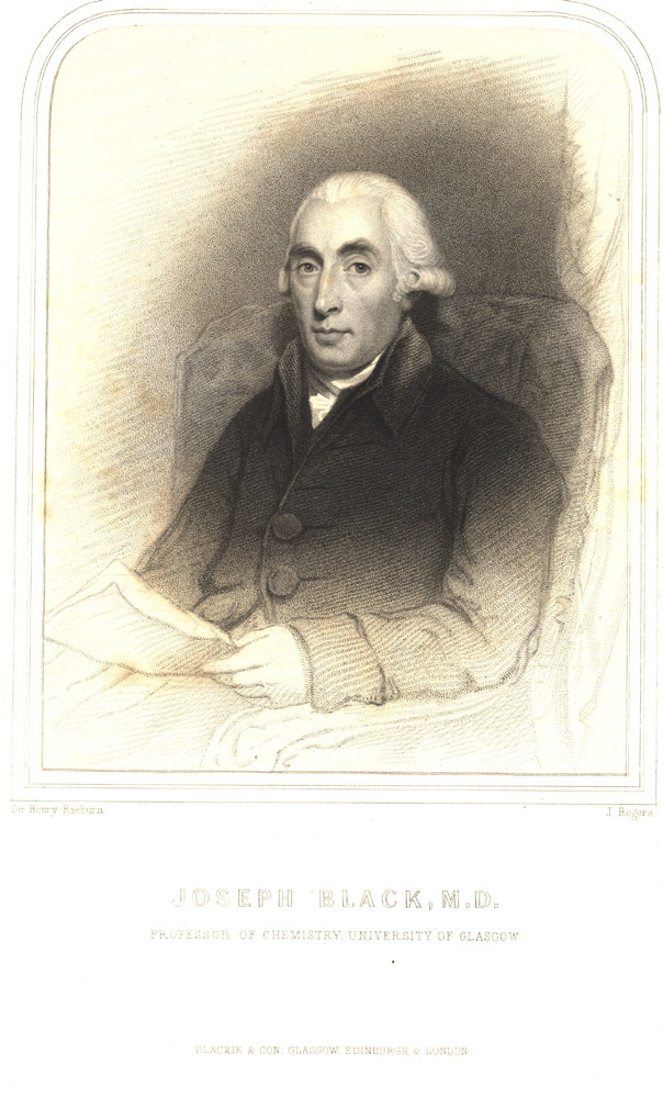Portrait of Joseph Black,  Image number:SIL14-B4-08a