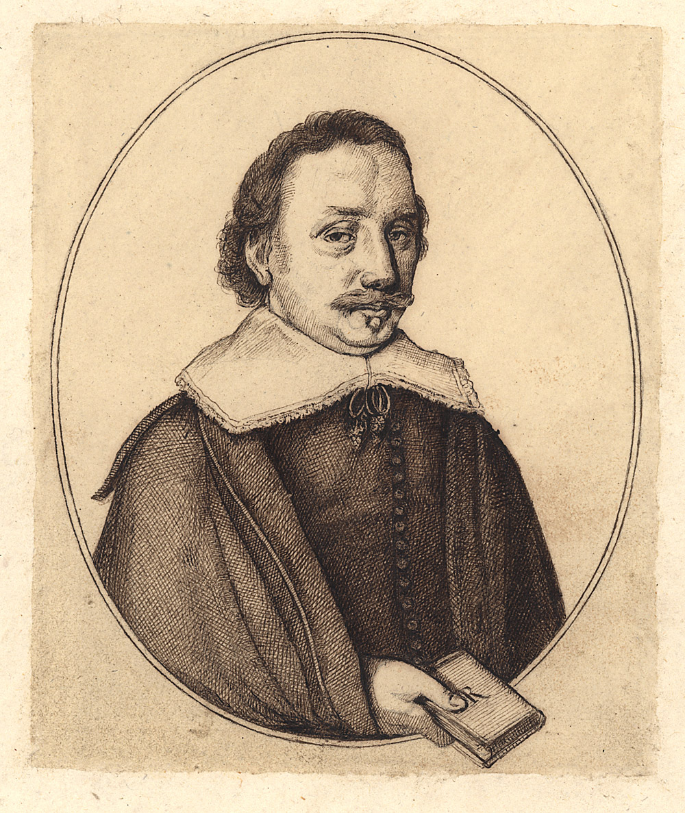 Portrait of John Booker,  Image number:SIL14-B5-08a