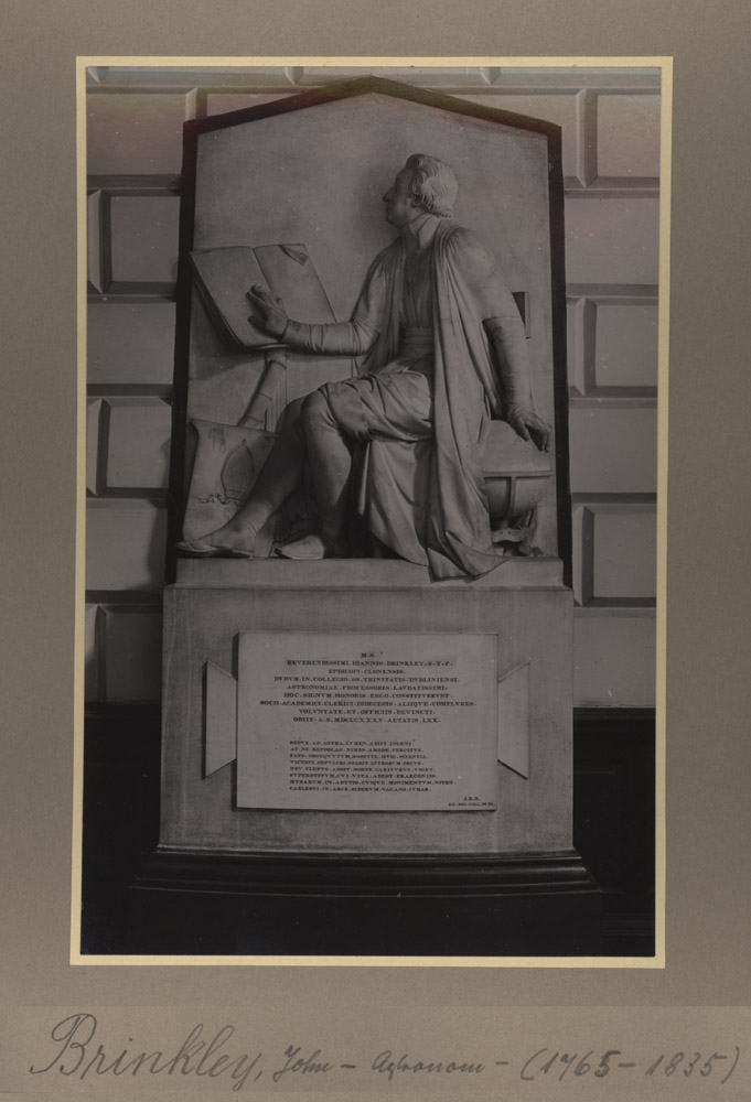 Portrait of John Brinkley,  Image number:SIL14-B8-02a