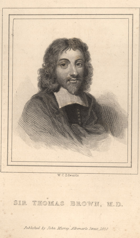 Portrait of Thomas Brown,  Image number:SIL14-B8-11a