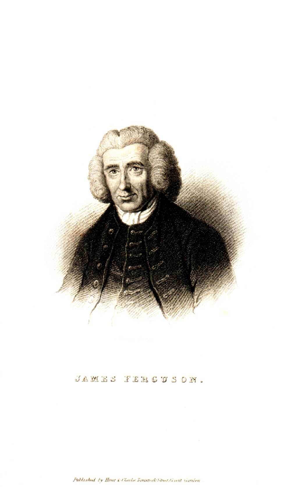 Portrait of James Ferguson,  Image number:SIL14-F002-04a
