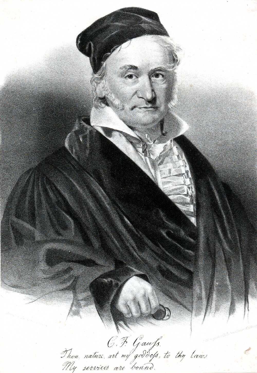 an introduction to the life of johann carl friedrich gauss Johann carl friedrich gauss (gauß) (april 30, 1777 - february 23, 1855) was a legendary german mathematician, astronomer and physicist with a very wide range of.