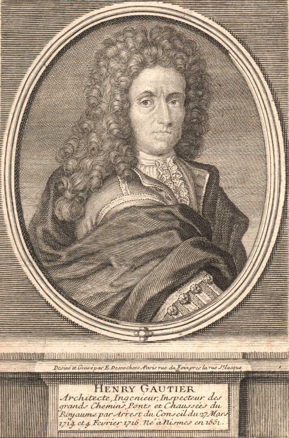 Portrait of Henri Gautier,  Image number:SIL14-G001-11a