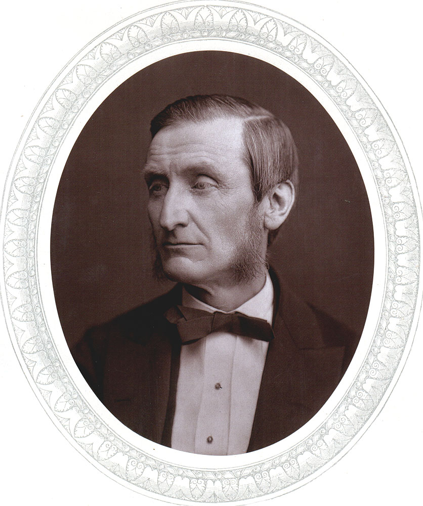 Portrait of John Hall Gladstone,  Image number:SIL14-G002-12a