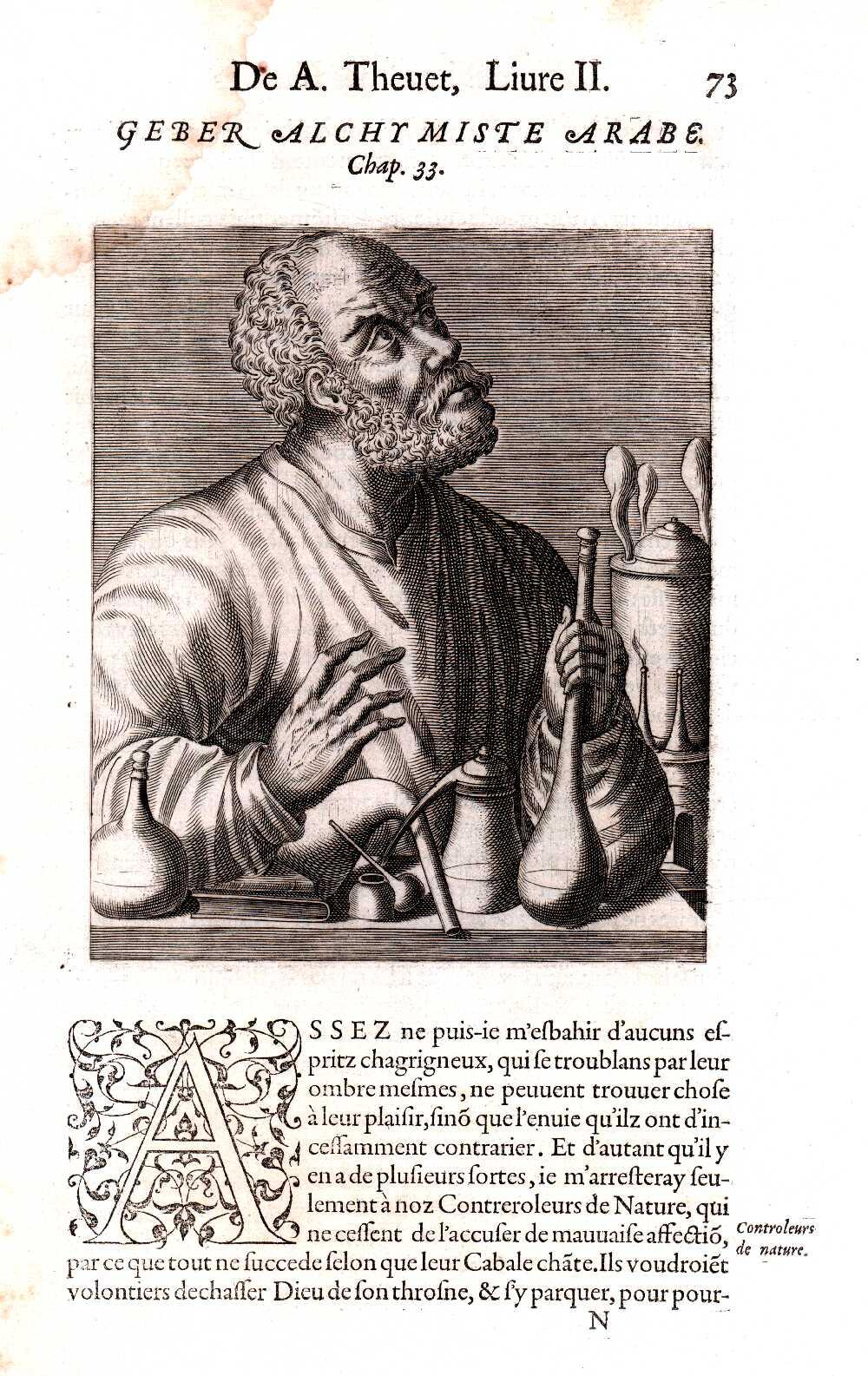 Portrait of Geber,  Image number:SIL14-G002-14a