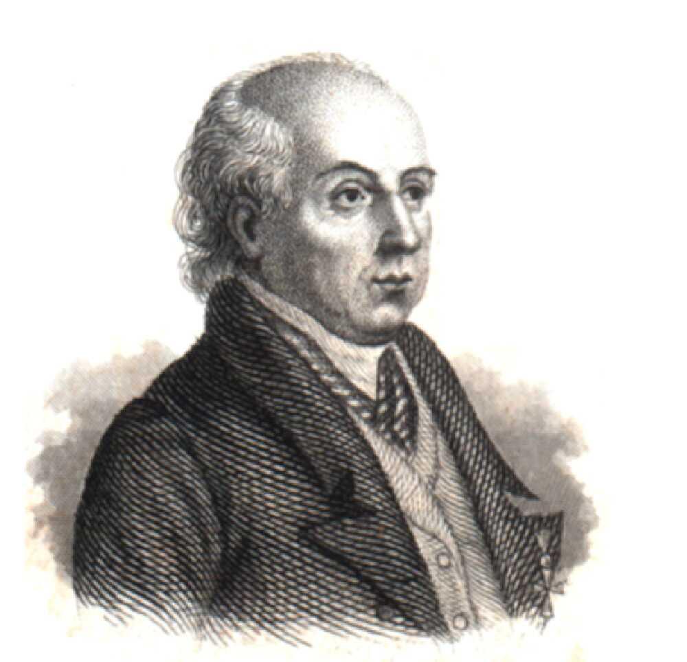 Portrait of Nikolaus Joseph Freiherr von Jacquin,  Image number:SIL14-J001-04a