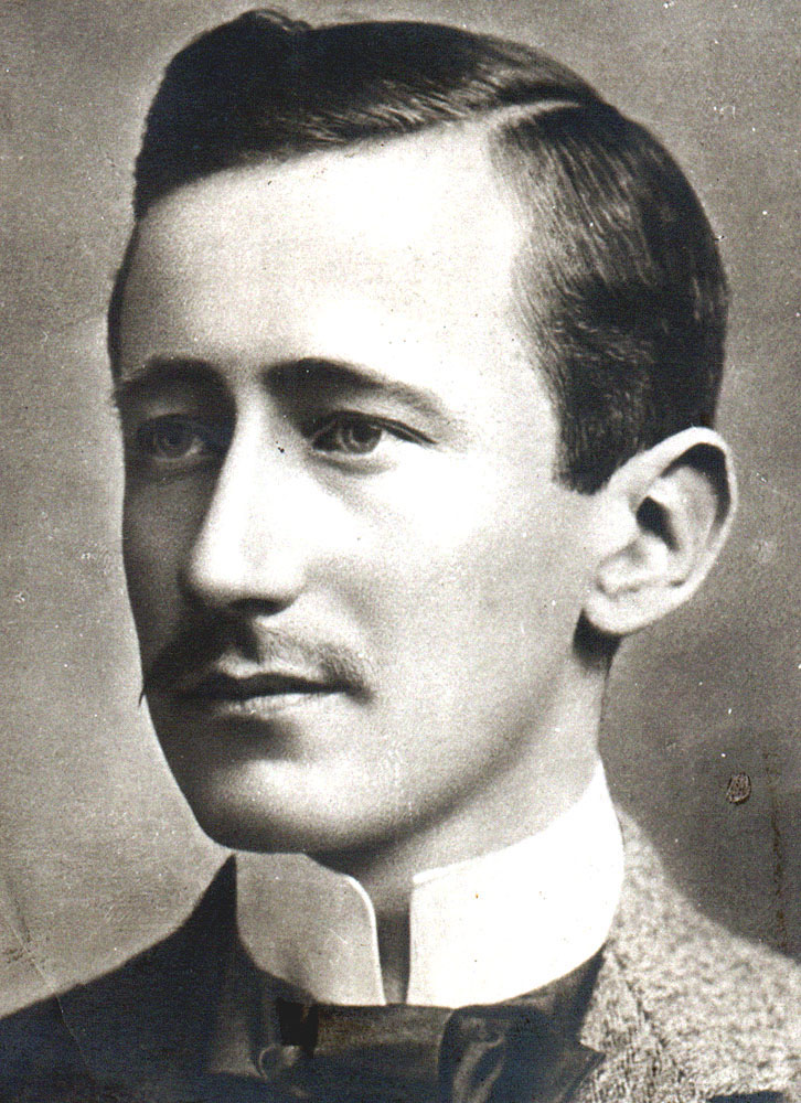 Portrait of Guglielmo Marconi,  Image number:SIL14-M001-14a