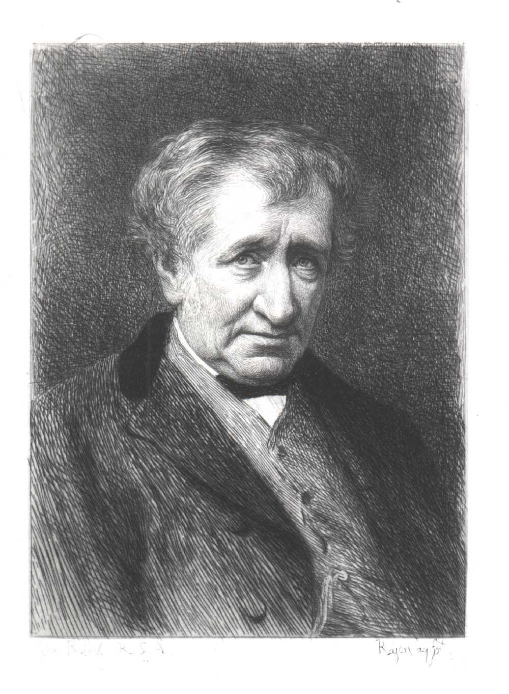 Portrait of James Nasmyth,  Image number:SIL14-N001-04a