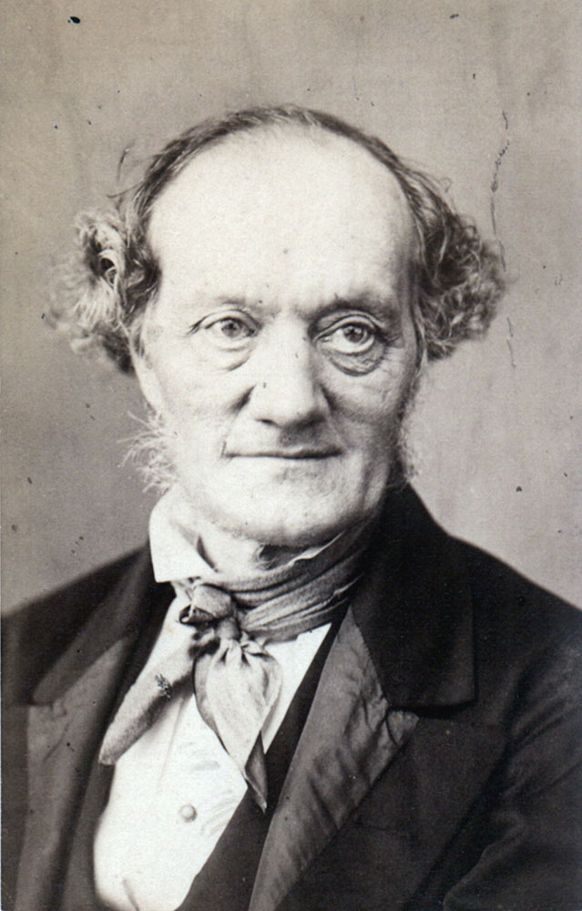 Portrait of Richard Owen,  Image number:SIL14-O001-17a