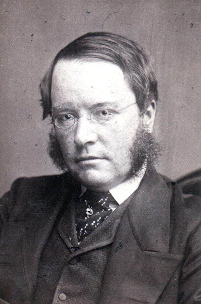 Portrait of Lyon Playfair, Baron Playfair,  Image number:SIL14-P004-05a