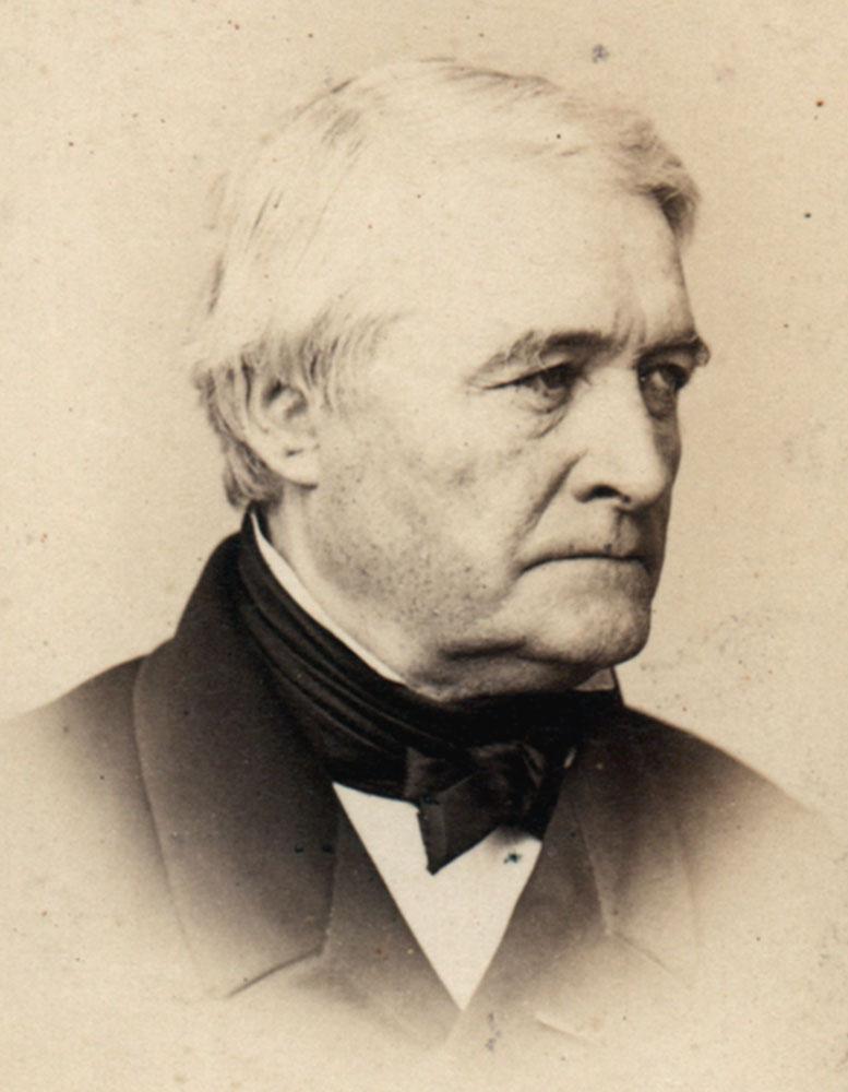 Portrait of Claude Servais Mathias Pouillet,  Image number:SIL14-P005-14a