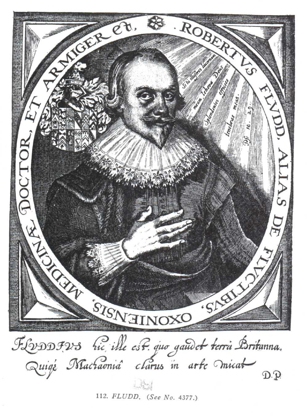 Portrait of Daniel Schwenter,  Image number:SIL14-S003-03a