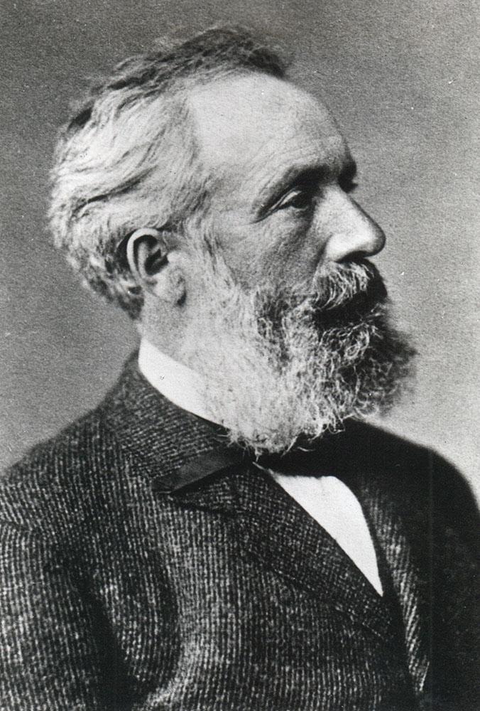 Portrait of Friedrich Siemens,  Image number:SIL14-S004-01a