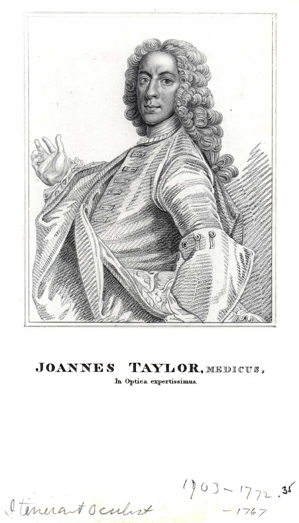 Portrait of John Taylor,  Image number:SIL14-T001-05a
