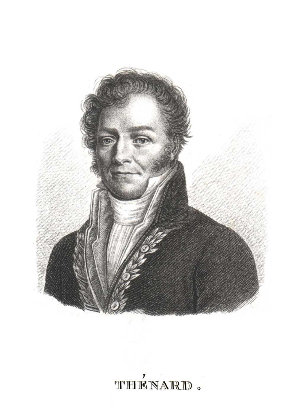 Portrait of Louis Jacques Thénard,  Image number:SIL14-T001-08a
