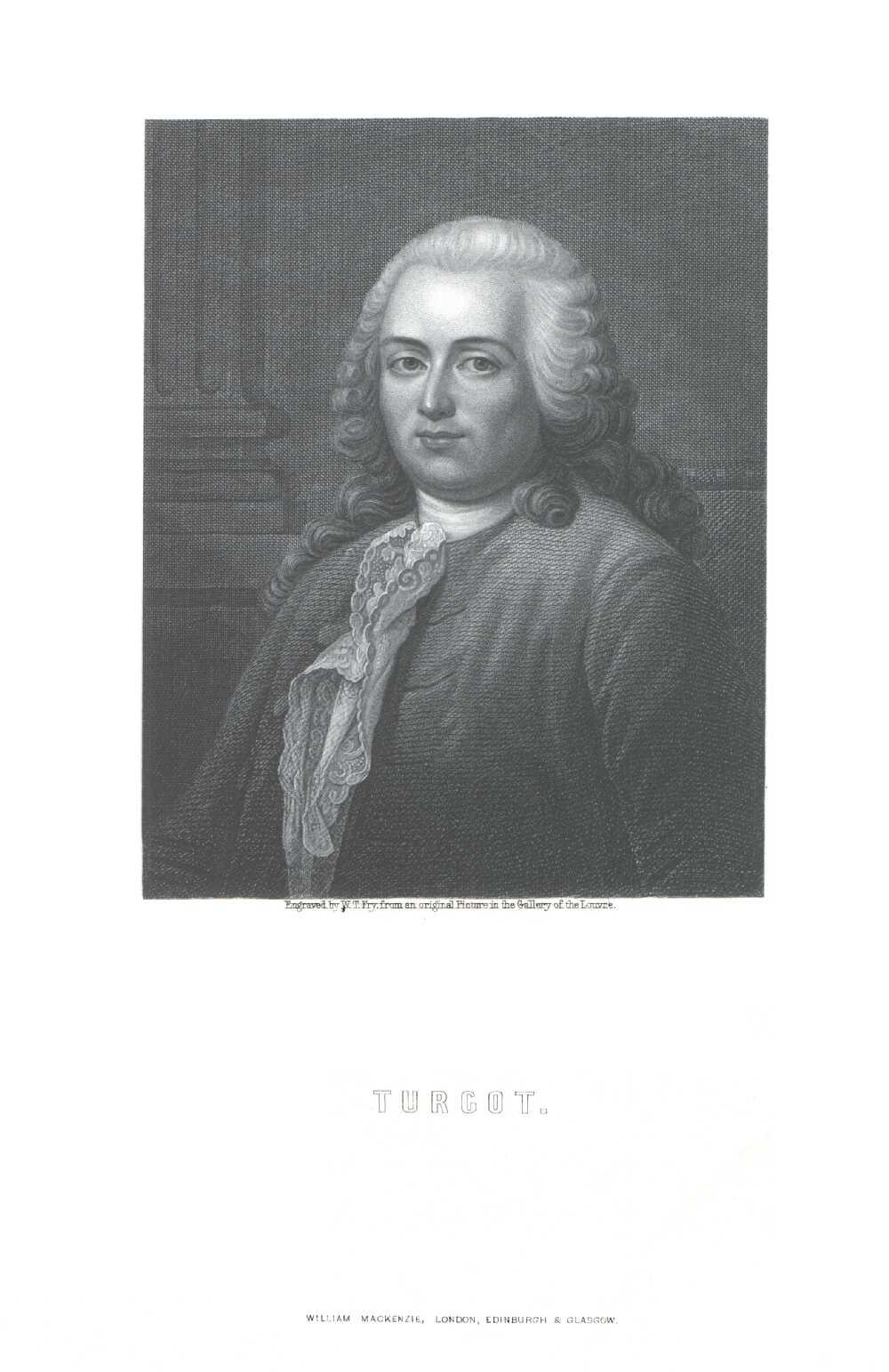 Portrait of Anne-Robert-Jacques Turgot, baron de l'Aulne,  Image number:SIL14-T003-05a