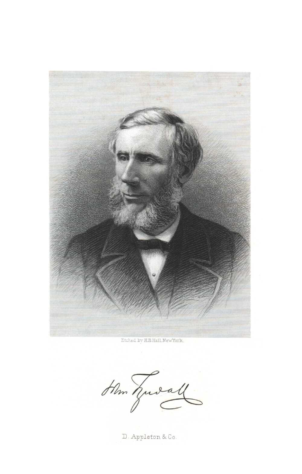 Portrait of John Tyndall,  Image number:SIL14-T003-10a