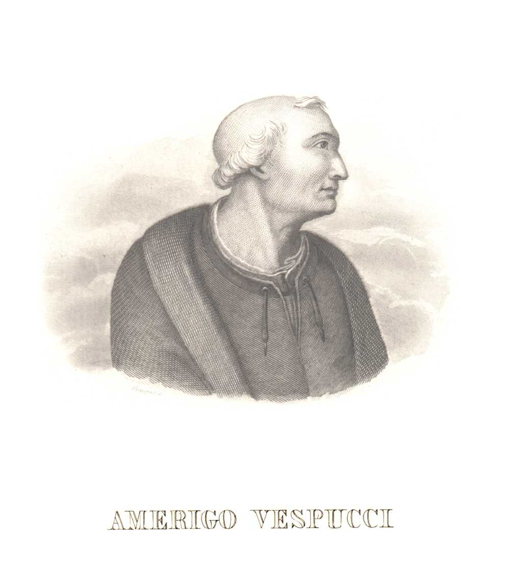Portrait of Amerigo Vespucci,  Image number:SIL14-V002-05a