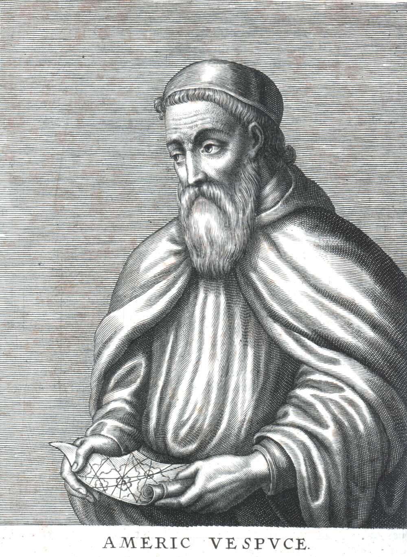 Portrait of Amerigo Vespucci,  Image number:SIL14-V002-06a