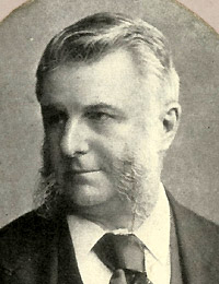 Portrait of Frederick Augustus Abel