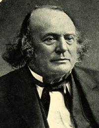 Portrait of Louis Agassiz