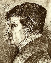 Portrait of André-Marie Ampère