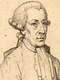 Portrait of Jean Sylvain Bailly