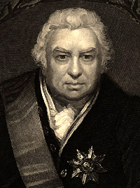 Portrait of Joseph Banks