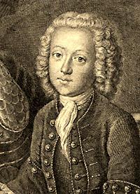 Portrait of Jean Philippe Baratier