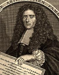 Portrait of François de Barrême