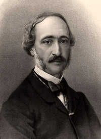 Portrait of Alexandre Edmond Becquerel