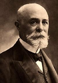 Portrait of Antoine-Henri Becquerel