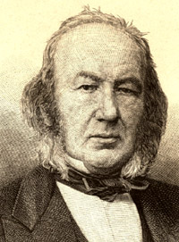 Portrait of Claude Bernard
