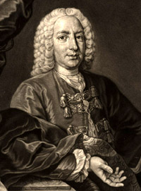 Portrait of Daniel Bernoulli