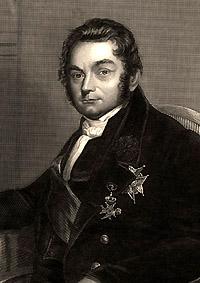 Portrait of Jons Jakob Berzelius