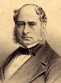 Portrait of Henry Bessemer