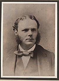 Portrait of Clarence John Blake