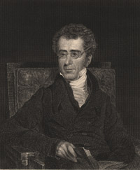 Portrait of John Bostock