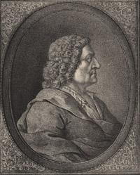Portrait of Johann Friedrich Böttger