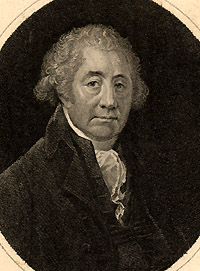 Portrait of Matthew Boulton