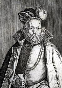 Portrait of Tycho Brahe