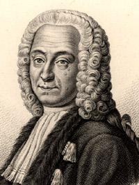 Portrait of Franz Ernest Brückmann