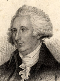 Portrait of William Buchan