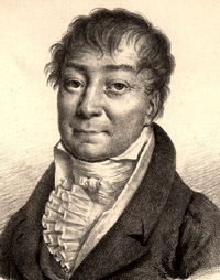 Portrait of Jean Charles Burckhardt