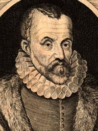 Portrait of Ogier Ghislain de Busbeck