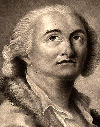 Portrait of Alessandro Cagliostro