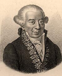 Portrait of Leopoldo Marco Antonio Caldani