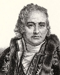 Portrait of Jean-Antoine-Claude Chaptal