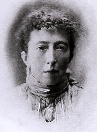 Portrait of Agnes Mary Clerke
